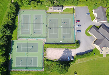 Painswick Tennis Courts
